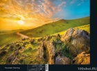 "Комар фотообои. Каталог 2014 ""Scenics Edition 1"" - стр.010 Komar 8-525 Mountain Morning"