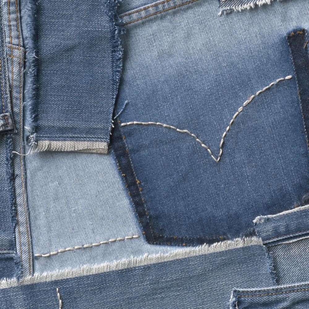 фотографии обои джинсовые на стену головке полового