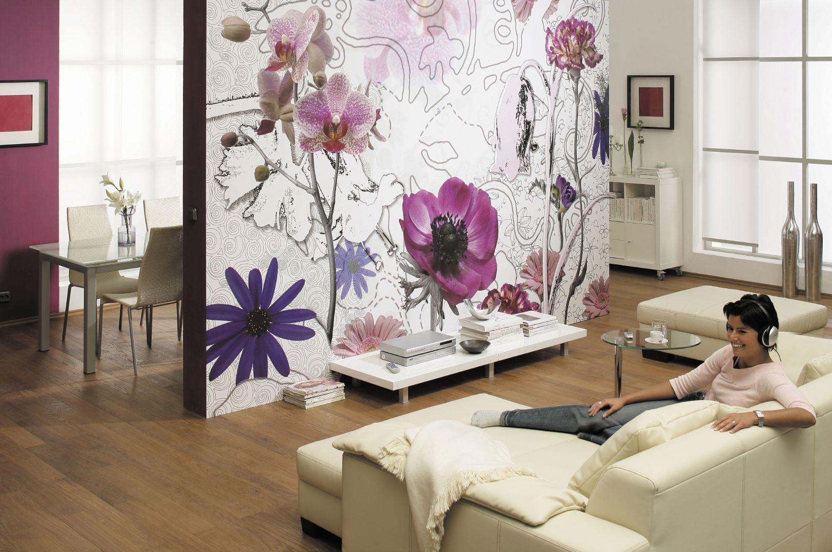 фото обои на стену фото цветы