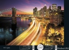 "Комар фотообои. Каталог 2014 ""Scenics Edition 1"" - стр.014 Komar 8-516 New York Lights"