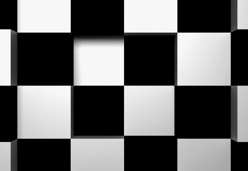 фон черные и белые квадраты видео