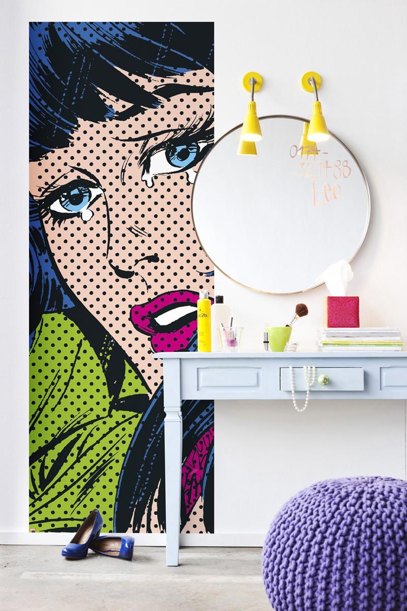 Картинки комиксы на стены