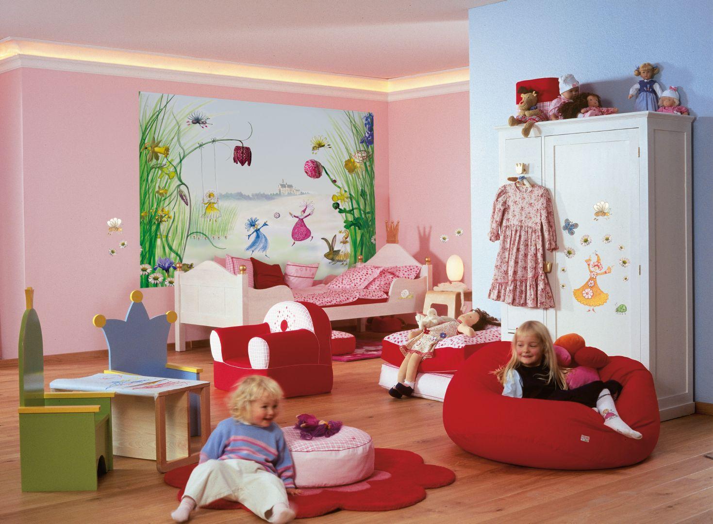 Фотообои на стену фото детские