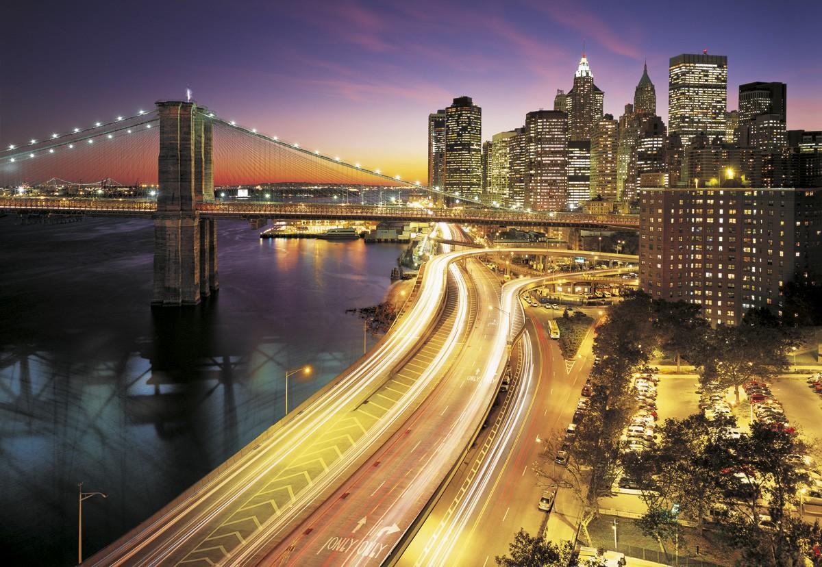 фотообои нью йорк фото
