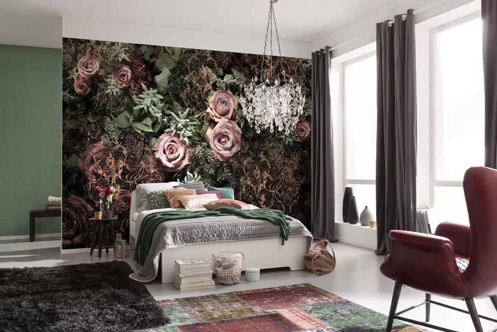 профессиональный ремонт обои в комнату фото дизайн спальни иногда даже