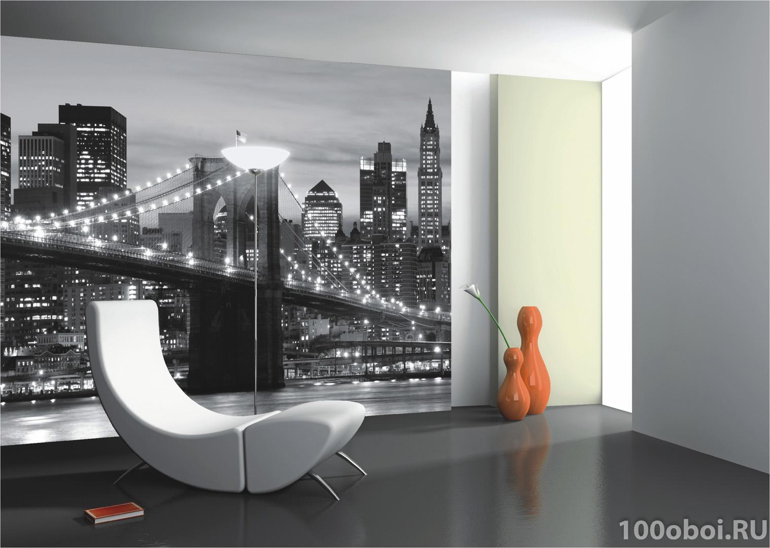 Черно белые фото на стену