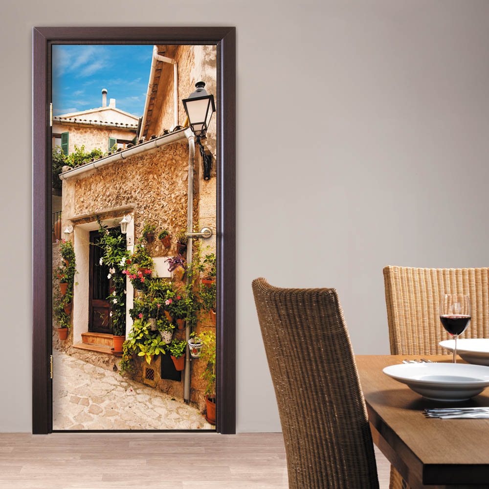 продаже загородных обои на двери фото которые клеются разделе иисус