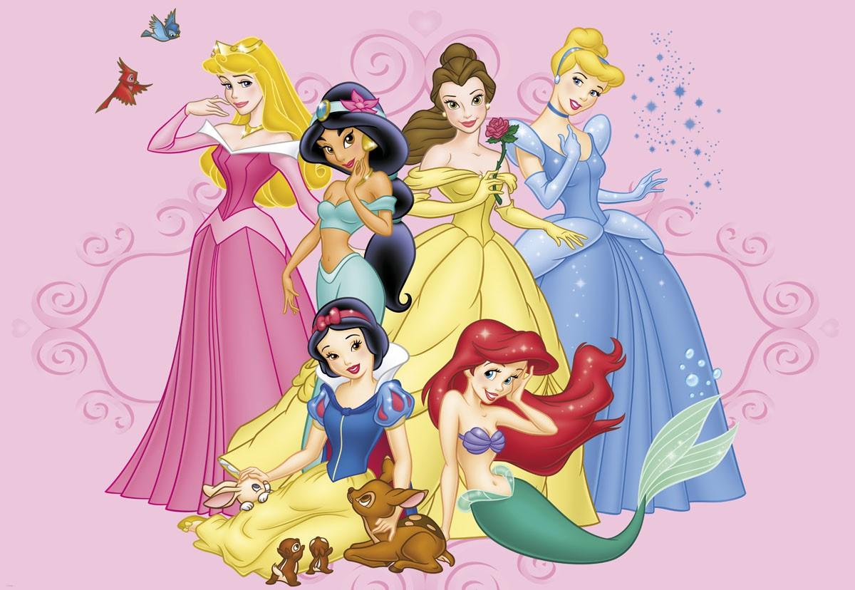 Картинки с принцес
