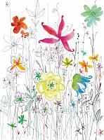 Флизелиновые фотообои «Цветы». Komar XXL2-022 Joli