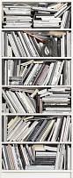 Фотообои на дверь «Книжный шкаф» Komar 2-1946 Bookcase