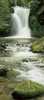 Фотообои на дверь «Водопад» Komar 2-1047 Ellowa Falls
