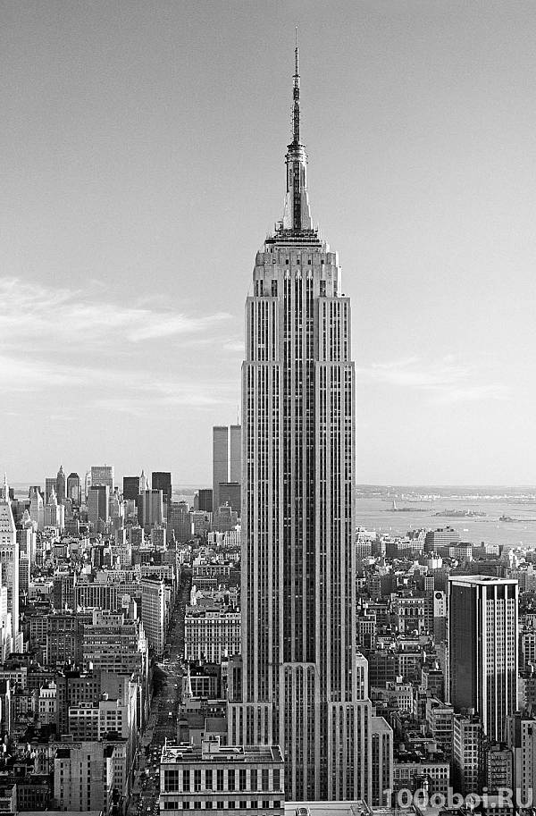 Фотообои «Эмпайр-Стейт-Билдинг» WG 00671 Empire State Building