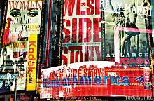 �������� ����-����. ������� �����-����� WG 00642 Times Square Neon Stories