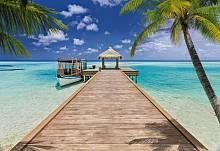 ФЛИЗЕЛИНОВЫЕ фотообои на стену «Морской курорт» KOMAR 8NW-921 Beach Resort