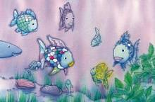 Постер XXL «Радужные рыбки» WG 00683 The Rainbow Fish