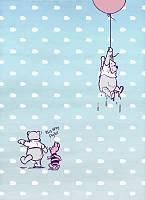 Детские фотообои на стену «Винни Пух и Пятачок» Komar 4-4025 Winnie Pooh Piglet