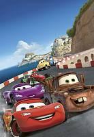 Детские фотообои на стену «Тачки в Италии» Komar 1-402 Cars Italy