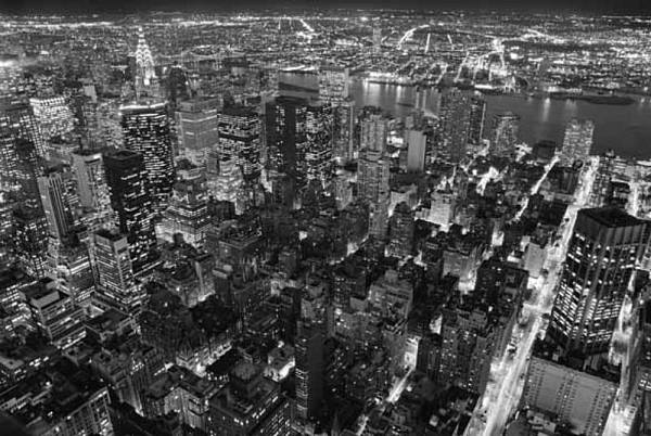Постер XXL «Эмпайр стэйт билдинг» WG 00661  Empire State Building, East View