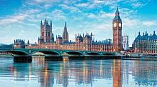 Фотообои на стену. АнтиМаркер 2-А-287 Лондон - <i>фото обои розы в интерьере фото</i> Вестминстерский дворец