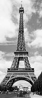 Фотообои на двери «Париж. Эйфелева башня». WG 00524 Eiffel Tower
